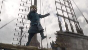 Tyrion salta