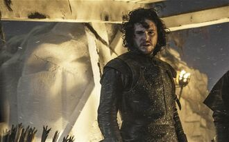 Jon snow 4x09