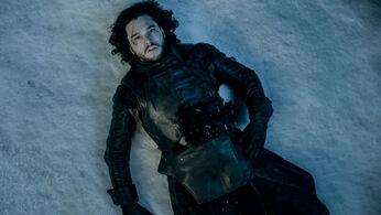 Jon snow 5x10