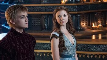 Joffrey and margaery stagione 3