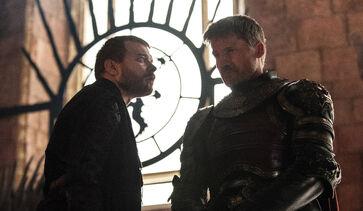 Euron Greyjoy e Jaime S7