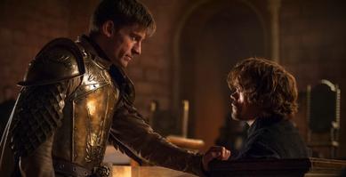 Jaime e Tyrion processo