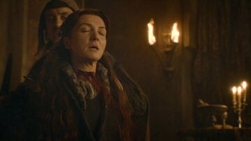 Catelyn morte