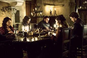 Cena a casa Tarly