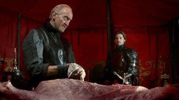 Tywin e Jaime S1