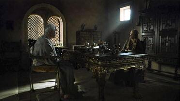 Cersei e Alto Passero I Figli dell'Arpia