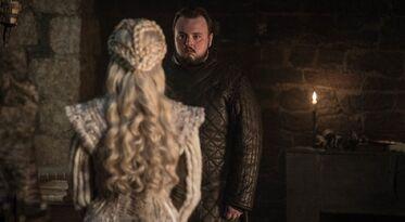Sam vs Daenerys
