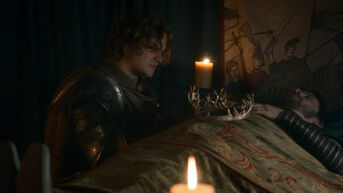 Loras and renly 2x07