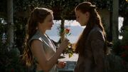 Margaery and sansa stagione 3