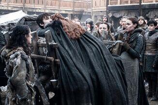 Bran torna a Grande Inverno