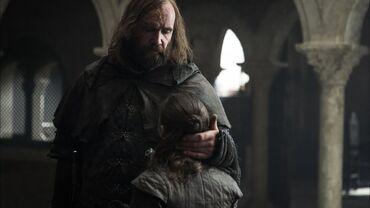 Il Mastino e Arya addio