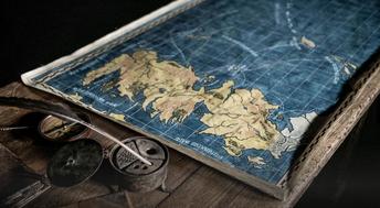 Mare del Tramonto mappa S8