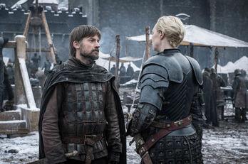 Jaime e Brienne S8E2