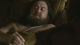 Robert Baratheon ultimo atto