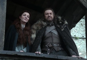 Eddard e Catelyn