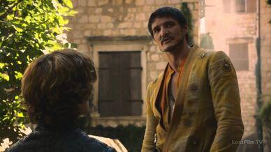 Tyrion Oberyn