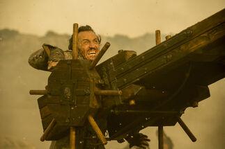 Bronn usa lo scorpione