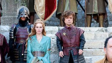 Cersei partenza Myrcella