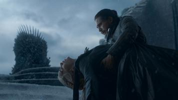 Daenerys morte