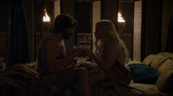 Daario and daenerys stagione 5
