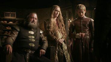 Robert Cersei e Joffrey