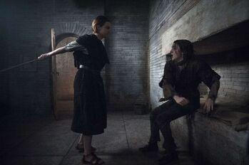 Arya e l'Orfana