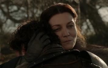 Catelyn e Robb