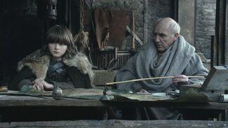 Bran e Luwin
