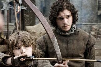 Jon snow 1x01
