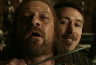 Eddard e Petyr 1x07