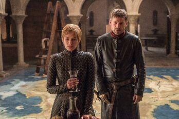 Cersei e Jaime S7E1