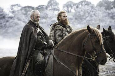 Davos e Tormund