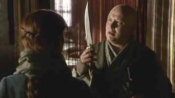 Catelyn e Varys S1