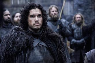 Jon snow 4x01