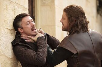 Ned Stark vs Petyr Baelish