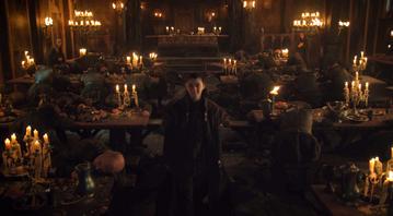 Arya Stark strage Frey