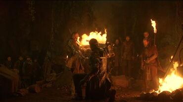 Clegane uccide Beric