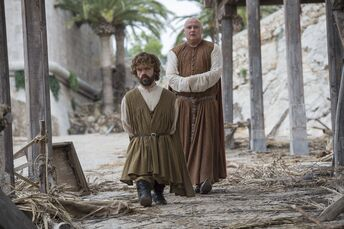 Varys e Tyrion a Meereen