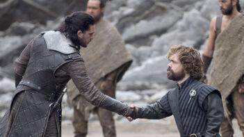 Jon e Tyrion