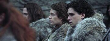 Theon e Jon S1