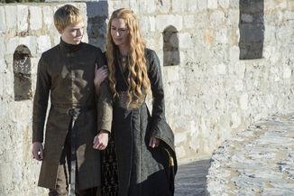 Tommen e Cersei