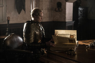 Brienne Libro Bianco