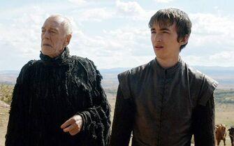 Bran e Corvo Torre della Gioia