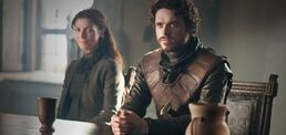Robb e catelyn stagione 1