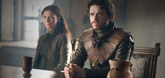 Robb e catelyn stagione 1