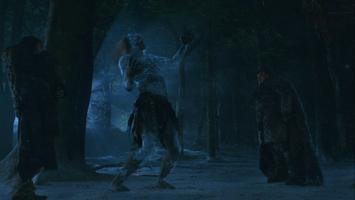 Sam uccide l'Estraneo