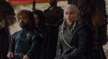 Daenerys al vertice