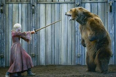 Brienne vs orso