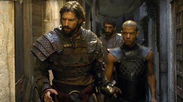 Daario e Verme Grigio catturano il colpevole