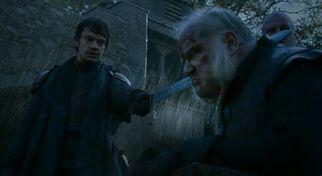 Theon giustizia ser Rodrik